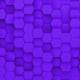 Purple Hexagons Loop - VideoHive Item for Sale