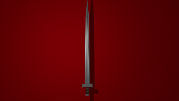 Sword(RyanRedfield) - 3DOcean Item for Sale