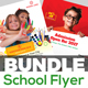 School | Education Flyers Bundle - GraphicRiver Item for Sale