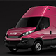 Iveco Daily Van L4H3 2017 - 3DOcean Item for Sale