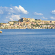 View of Milazzo town from the sea - PhotoDune Item for Sale