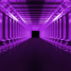 Purple Tunnel Loop - VideoHive Item for Sale