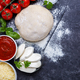 Pizza ingredients - PhotoDune Item for Sale