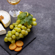 Cheese brie and wine - PhotoDune Item for Sale