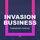 Invasion Business Presentation - GraphicRiver Item for Sale