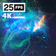 Fly Through In Space 4K - VideoHive Item for Sale