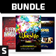 Church Flyer Bundle Vol. 41 - GraphicRiver Item for Sale