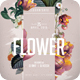 Flower Poster / Flyer - GraphicRiver Item for Sale