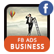Business Service Facebook Ad Banners - AR