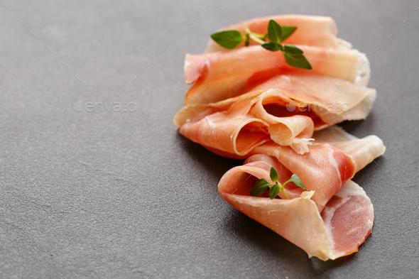 Parma Ham - Stock Photo - Images