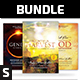 Church Flyer Bundle Vol. 42 - GraphicRiver Item for Sale