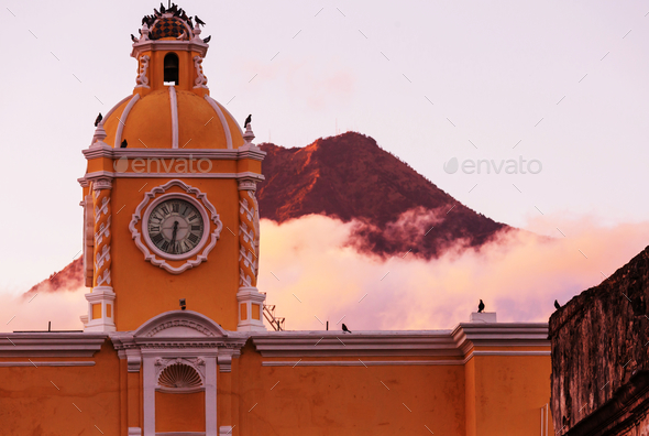 Antigua - Stock Photo - Images