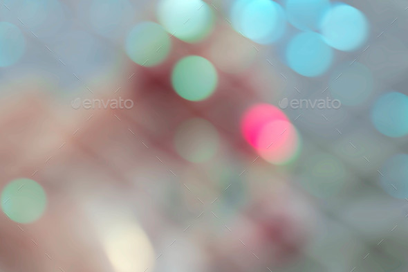 circle with background blurred - Stock Photo - Images