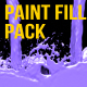 Paint Fill Pack - VideoHive Item for Sale