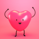 3D Toon Heart Dance Pack - VideoHive Item for Sale