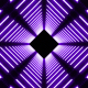 Purple Party Tunnel - VideoHive Item for Sale