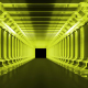 Yellow Tunnel Loop - VideoHive Item for Sale