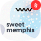 Seamless Patterns of Sweet Memphis Backgrounds