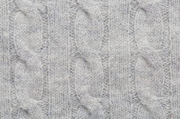 Knitted background - Stock Photo - Images