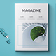 Minimal Magazine Templates - GraphicRiver Item for Sale