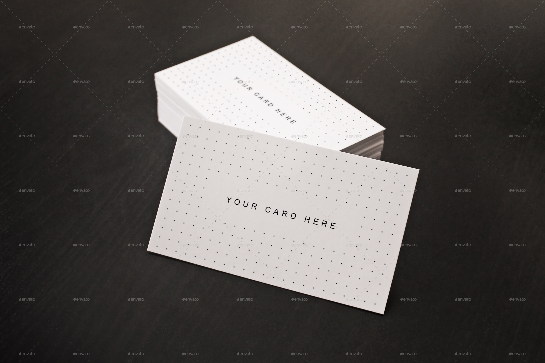 Elegant Business Card - Flyer Mock-ups Bundle by Giallo | GraphicRiver