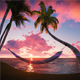 Beautiful Vacation Sunset - VideoHive Item for Sale