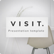 Visit Powerpoint Template