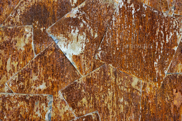 Abstract rusty background - Stock Photo - Images