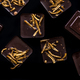 Chocolate with edible worms, culinary trends - PhotoDune Item for Sale