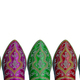 Colorful Moroccan style shoes isolated - PhotoDune Item for Sale