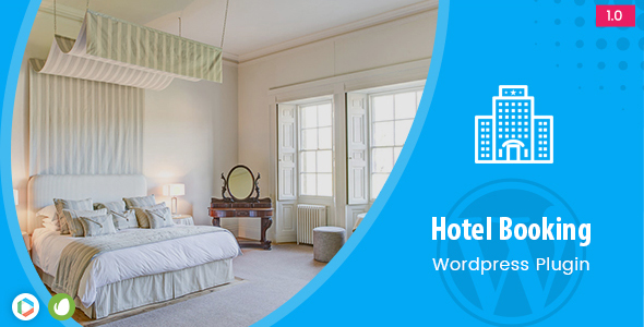 Hotel Booking System Wordpress Plugin - CodeCanyon Item for Sale