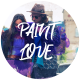 Paint Love Slideshow - VideoHive Item for Sale