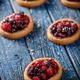 Fresh berry tartlets - PhotoDune Item for Sale