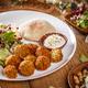 Fresh vegetarian falafel - PhotoDune Item for Sale