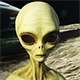 Alien on the Moon - VideoHive Item for Sale