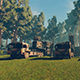 Rocket Launcher In The Forest - VideoHive Item for Sale