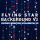 Flying Star Background 1 - VideoHive Item for Sale