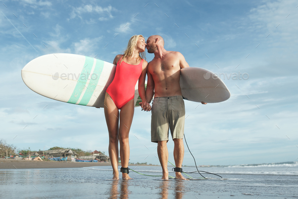 Surfing - Stock Photo - Images