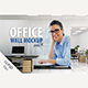 Office Wall Mockup Pack - GraphicRiver Item for Sale