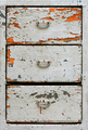 Very old painted drawers cabinet - PhotoDune Item for Sale