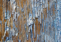 Old painted wooden plank - PhotoDune Item for Sale