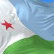 Flag of Djibouti Waving - VideoHive Item for Sale