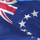 Flag of the Cook Islands Waving - VideoHive Item for Sale