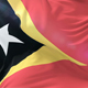 Flag of East Timor Waving - VideoHive Item for Sale