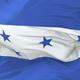 Flag of Honduras Waving - VideoHive Item for Sale