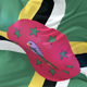 Flag of Dominica Waving - VideoHive Item for Sale