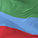 Flag of Dagestan Waving - VideoHive Item for Sale