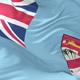 Flag of Fiji Waving - VideoHive Item for Sale