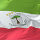 Flag of Equatorial Guinea Waving - VideoHive Item for Sale
