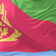 Flag of Eritrea Waving - VideoHive Item for Sale